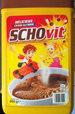 Chocolat en poudre - Produit