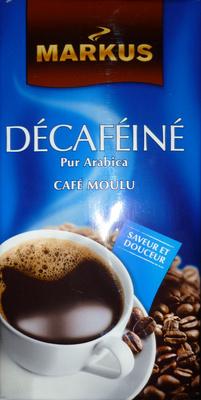 Décaféiné Pur Arabica - Product - fr