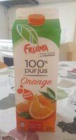 100% pur jus orange - Product