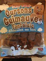 Oursons guimauves fantaisies - Produit