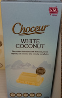 Choceur White Coconut - Product