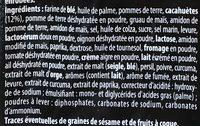 Snack Mix - Ingrediënten - fr
