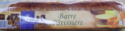 Barre Pâtissière - 1