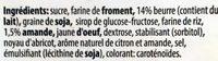 Mini couques aux pommes et beurre - Ingrédients - fr