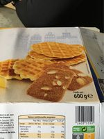 Selection de biscuits belges - Product - fr