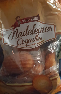 Madeleines coquille - Product