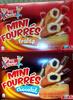 Mini fourré fraise ou chocolat - Produit