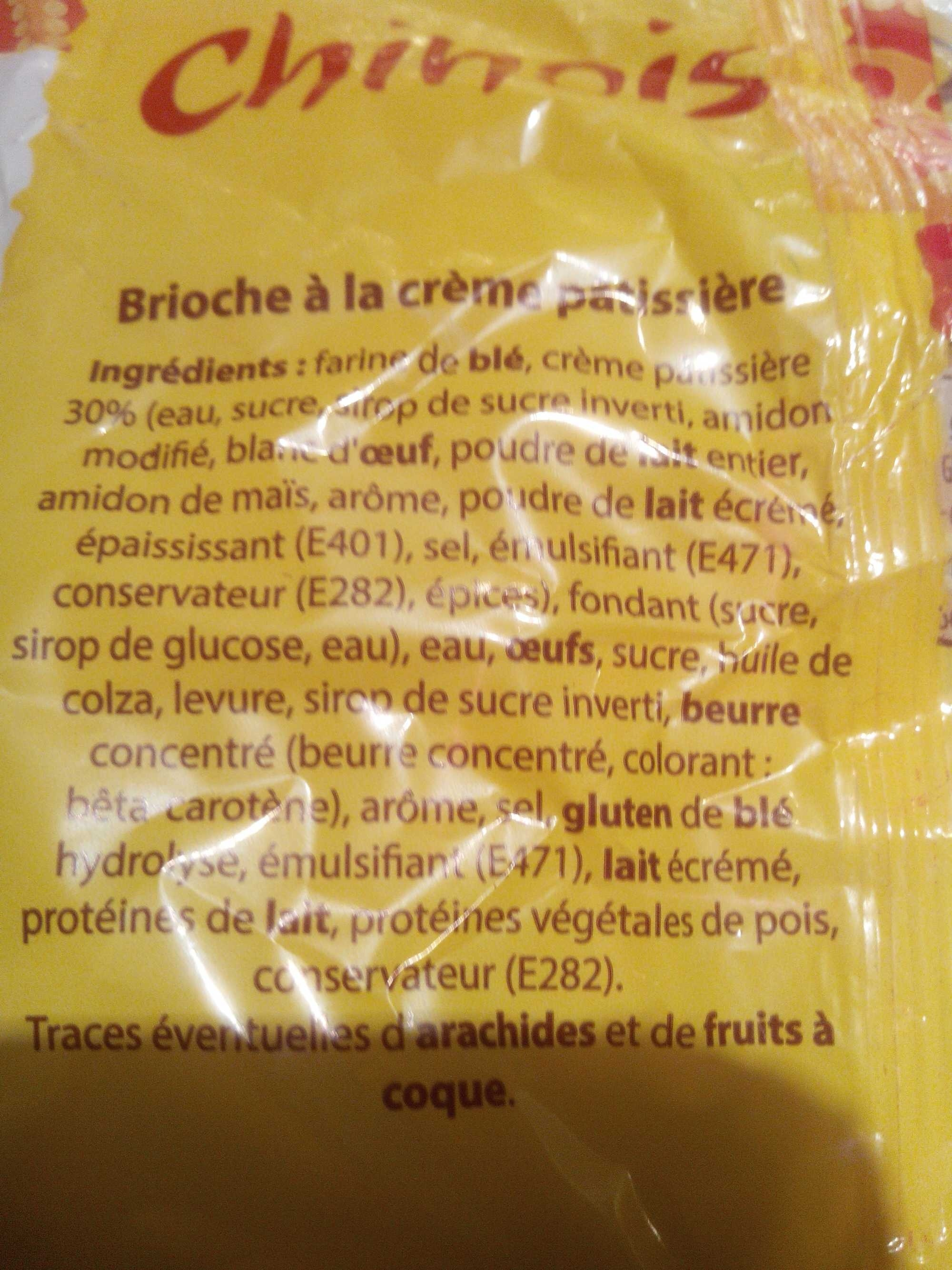 Chinois - Product