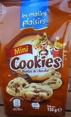 Mini cookies aux pépites de chocolat - Product - fr