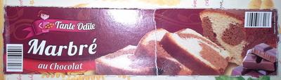 Gateau Marbré au chocolat - Product