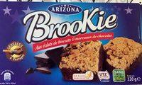 Brookie aux Éclats de Biscuits & Morceaux de Chocolat - Produit - fr