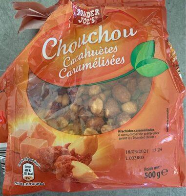 Chouchou cacahuètes caramélisées - Product - fr