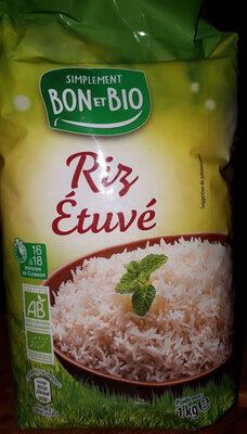 Riz étuvé - Produkt - fr