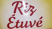 Riz étuvé - Inhaltsstoffe - fr