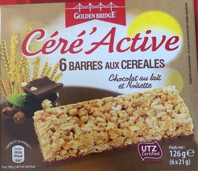 Céré'Active Pomme verte - Product - fr