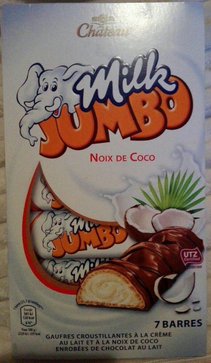 Milkjumbo - Produit