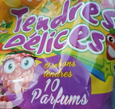 Bonbons Tendres Délices Extra Moelleux 10 Parfums - Product