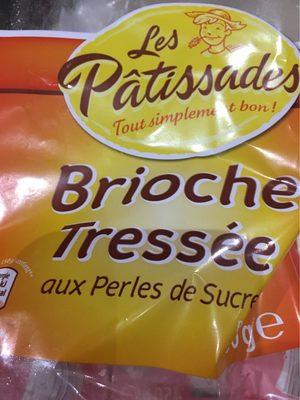 Brioche Tressée - 1