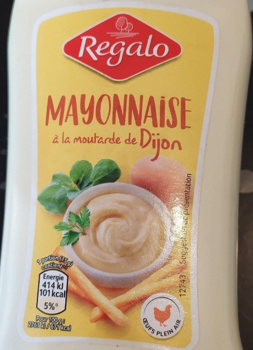 Mayonnaise à la moutarde de Dijon - Product - fr