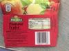 Compote Pomme Fraise ou Pomme Pêche - Produit