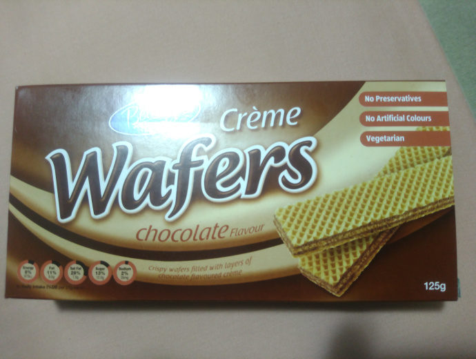 creme wafers - Product - en