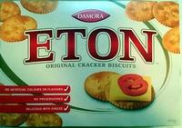 Eton Original Cracker Biscuits - Product