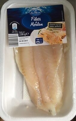 Filet de merlan - Prodotto - fr