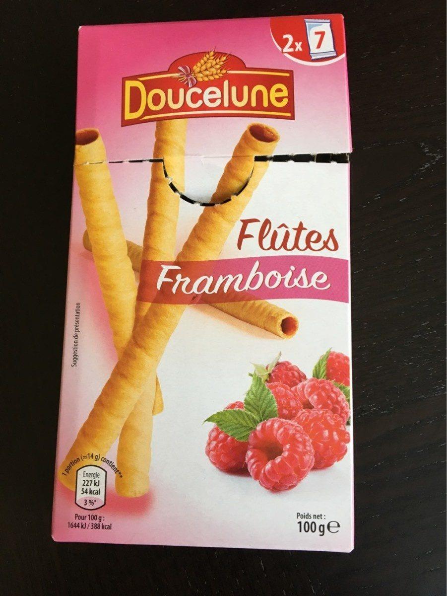 Flûtes framboise - Product - fr