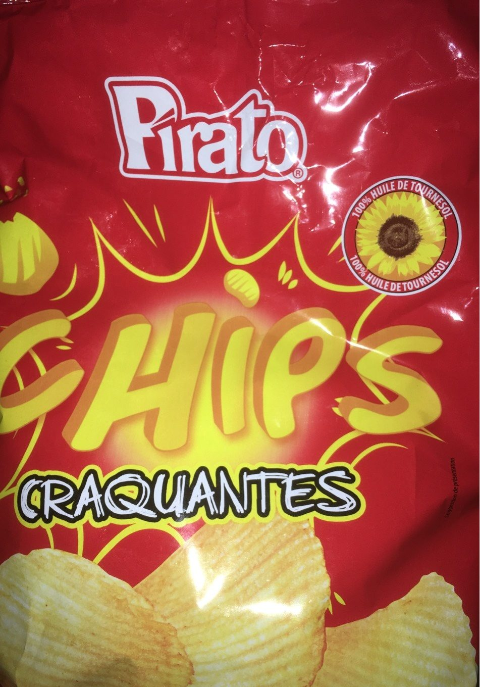 Chips craquantes - Product - fr