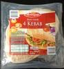 Pains pour 4 Kebab - Prodotto