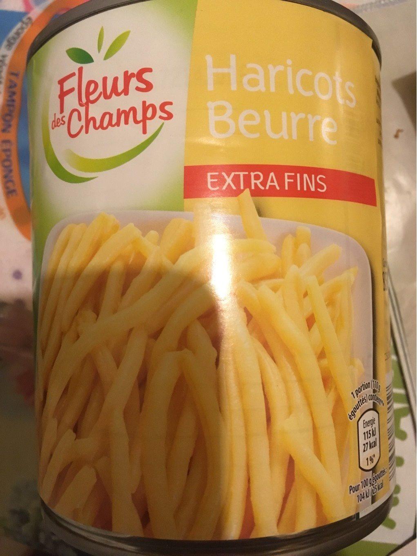 Haricots Beurre - Produit - fr