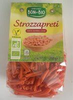 Strozzapreti - Produit - fr