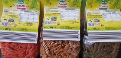 Strozzapreti - Ingrédients - fr