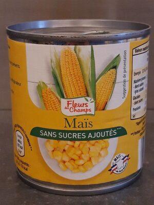 Maïs sans sucres ajoutés - 8