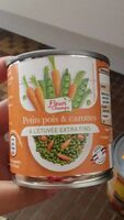 Petits pois & carottes - Produit - fr