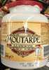 Moutarde à l'ancienne au vin blanc - Product