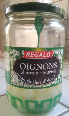 Oignons blancs au vinaigre - Produit