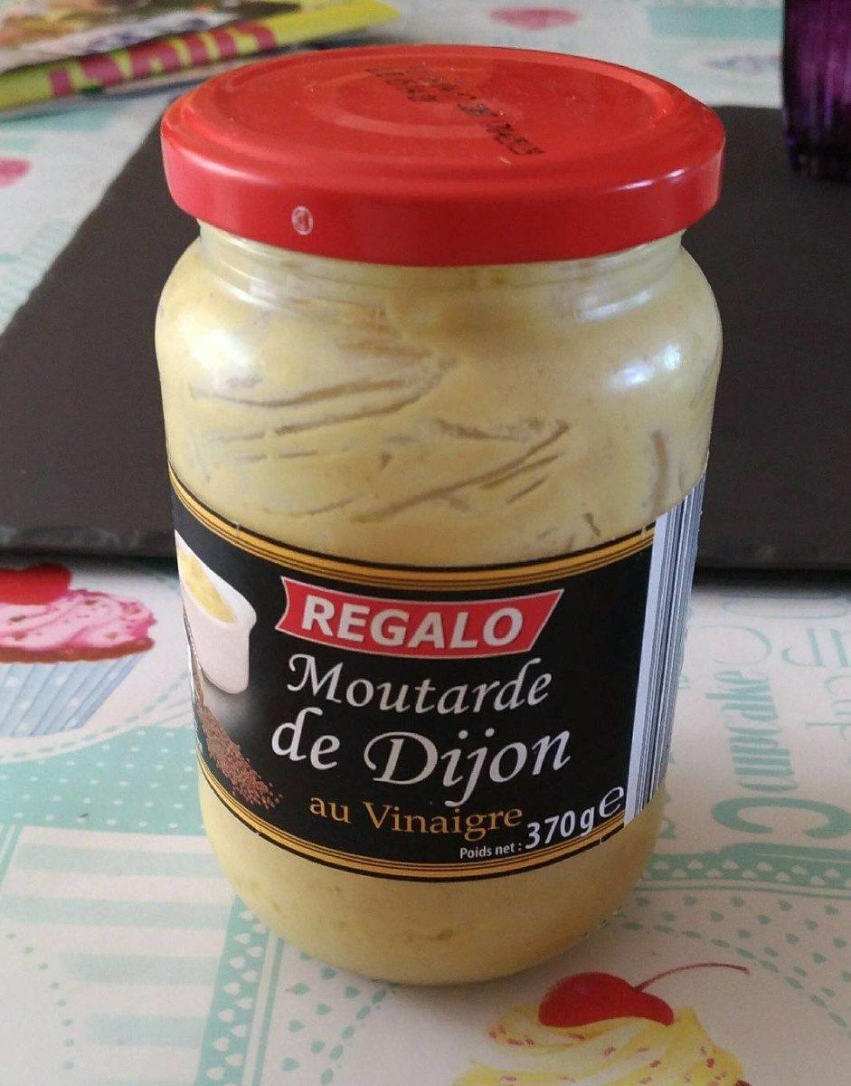 Moutarde de dijon au vinaigre - Produit - fr