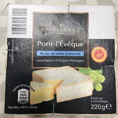 Pont-l'Évêque - Produit - fr