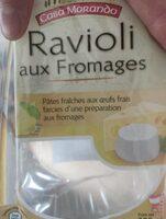 Raviolis au bœuf - Produit - fr