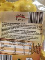 Raviolis au bœuf - Ingrédients - fr