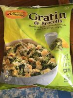 Gratin de brocolis - Produkt - fr