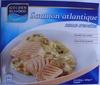 Saumon atlantique sauce crevettes, Surgelé  - Product