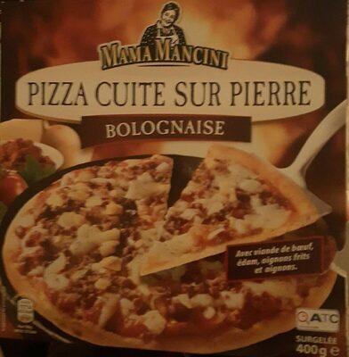 Pizza cuite sur pierre - Product - fr