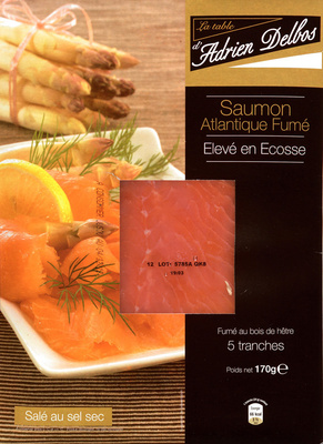 La table d'Adrien Delbos - Product - fr