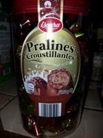 Pralines croustillantes - Produit