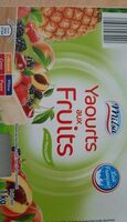 Yaourt aux fruits - Product - fr