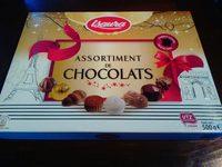 Assortiment de chocolats - Product