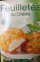 Feuilletés au Chèvre - Prodotto - fr