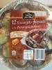 12 escargots préparés à la Bourguignonne - Product